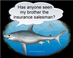 Insurance Salesman Shark